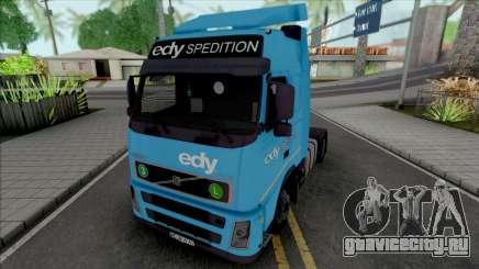 Volvo FH12 460 2006 Edy Logistic для GTA San Andreas