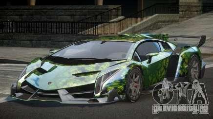 Lamborghini Veneno BS L4 для GTA 4