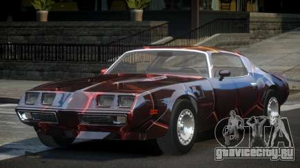 Pontiac TransAm 80S L4 для GTA 4