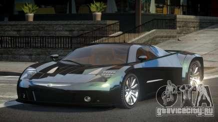 Chrysler ME 412 для GTA 4