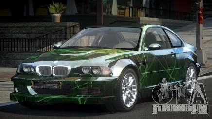 BMW M3 E46 GST-R L10 для GTA 4