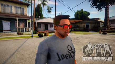 Glasses GTA V for CJ для GTA San Andreas