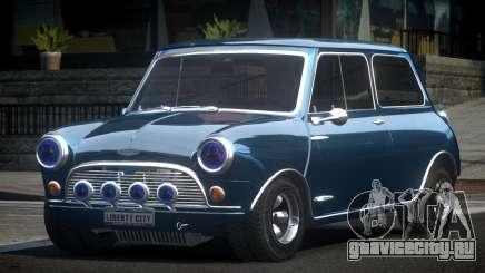 Mini Cooper GS для GTA 4
