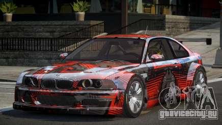 BMW M3 E46 GTR GS L1 для GTA 4