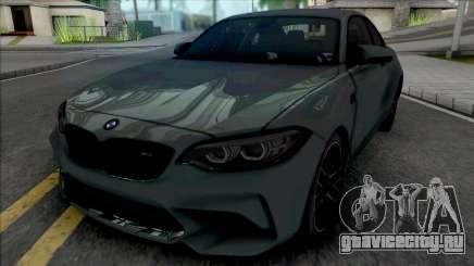 BMW M2 2018 [IVF] для GTA San Andreas