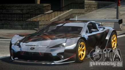 Lexus LFA PSI-R L6 для GTA 4