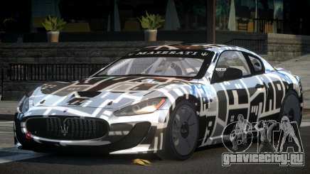 Maserati GranTurismo SP-R PJ10 для GTA 4