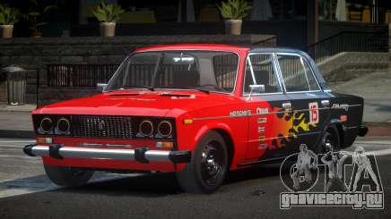 VAZ 2106 GS-R L1 для GTA 4