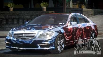 Mercedes-Benz S65 GST-R L4 для GTA 4