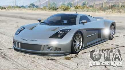 Chrysler ME Four-Twelve concept 2004〡add-on для GTA 5