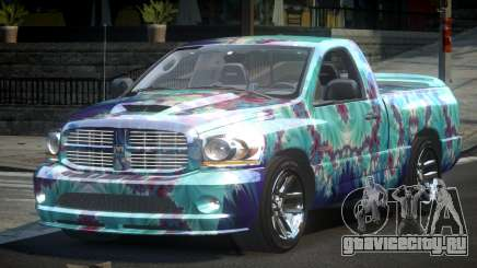 Dodge Ram U-Style L2 для GTA 4
