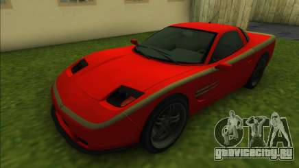 GTA IV Coquette для GTA Vice City