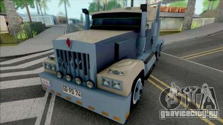 Kenworth W900 Lowpoly для GTA San Andreas