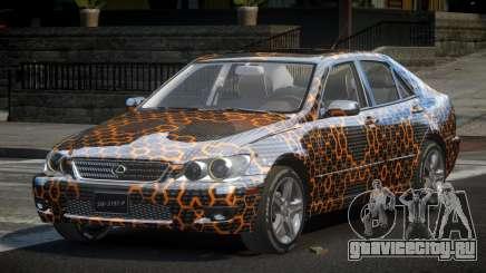 Lexus IS300 SP-R L6 для GTA 4