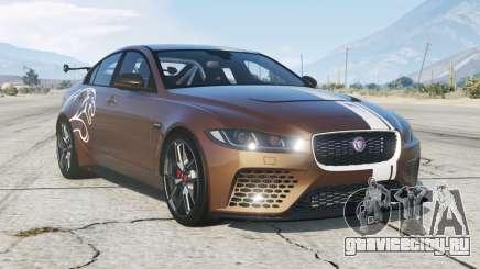 Jaguar XE SV Project 8 (X760) 2018〡add-on для GTA 5