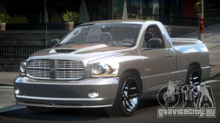 Dodge Ram U-Style для GTA 4
