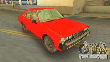 Mitsubishi Galant Sigma 1980 для GTA Vice City
