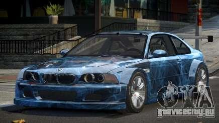 BMW M3 E46 GTR GS L4 для GTA 4