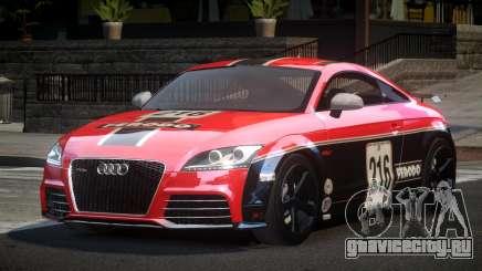 Audi TT PSI Racing L1 для GTA 4