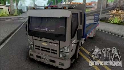 Chevrolet NPR Tow Truck для GTA San Andreas
