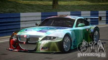 BMW Z4 GST Drift L2 для GTA 4