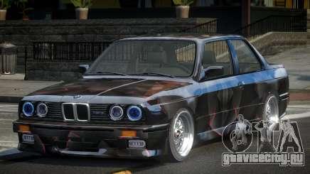 BMW M3 E30 BS Drift L4 для GTA 4