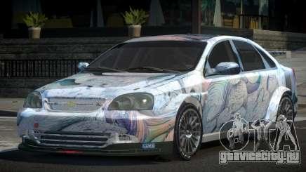 Chevrolet Lacetti SP-R L9 для GTA 4