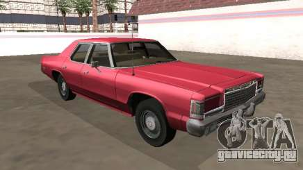 Dodge Royal Monaco 1976 для GTA San Andreas