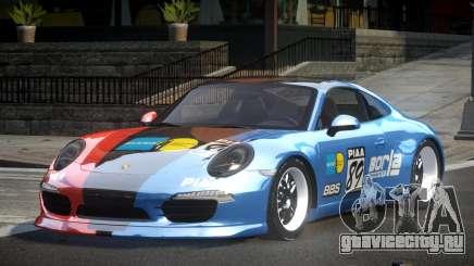 Porsche Carrera SP-R L2 для GTA 4