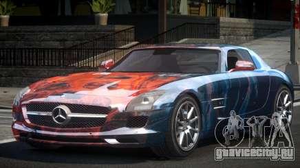 Mercedes-Benz SLS G-Style L10 для GTA 4