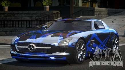 Mercedes-Benz SLS G-Style L4 для GTA 4
