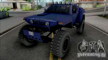 Rune Crusader [Remake] для GTA San Andreas