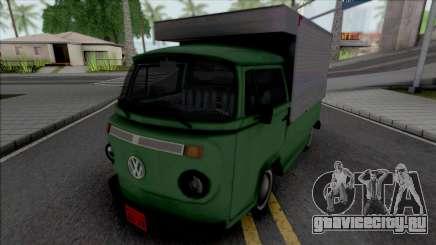Volkswagen Kombi Improved для GTA San Andreas