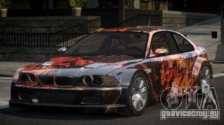 BMW M3 E46 GTR GS L10 для GTA 4