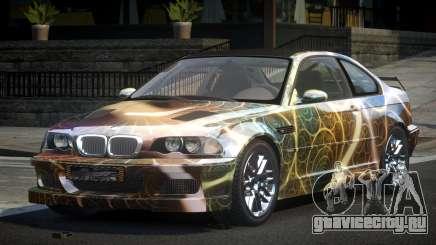 BMW M3 E46 GST-R L8 для GTA 4