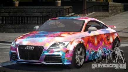 Audi TT PSI Racing L4 для GTA 4