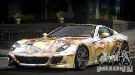 Ferrari 599 GTO BS L9 для GTA 4