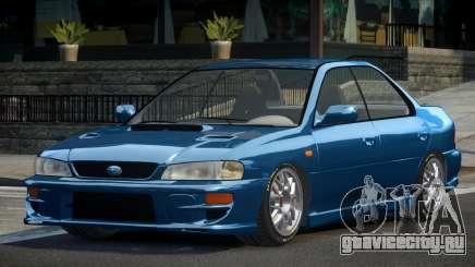 Subaru Impreza 90S V1.0 для GTA 4
