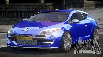 Renault Megane PSI-R для GTA 4
