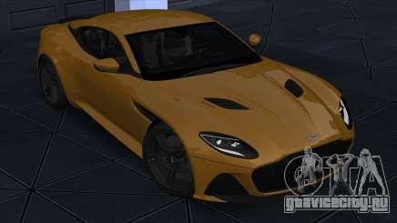 Aston Martin DBS Superleggera для GTA San Andreas