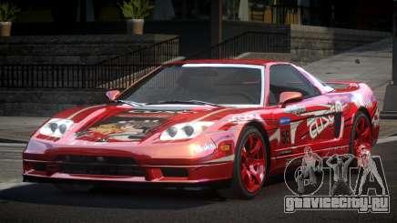 Acura NSX R-Style L6 для GTA 4
