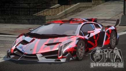 Lamborghini Veneno BS L3 для GTA 4