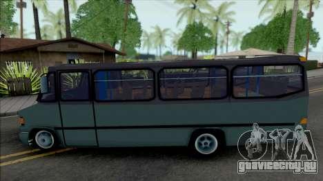 Mercedes-Benz LO 809 Inrecar v2 для GTA San Andreas