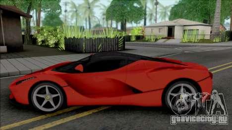 Ferrari LaFerrari [Fixed] для GTA San Andreas