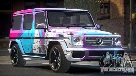 Mercedes-Benz G65 PSI S6 для GTA 4