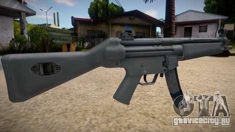 MP5A3 (COD MW2019) для GTA San Andreas