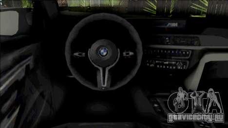 BMW M4 F82 (Razor) для GTA San Andreas
