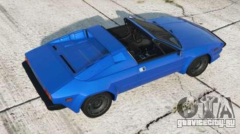 Lamborghini Jalpa P350 1984〡add-on v1.1