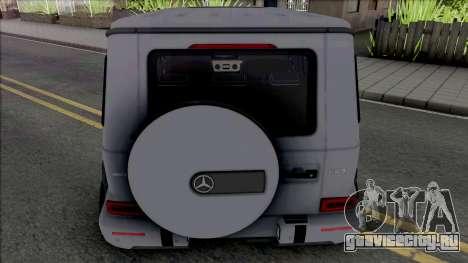 Mercedes-AMG G63 W646 Edition для GTA San Andreas