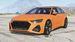 Audi RS 6 Avant (C8) 2019〡add-on v3.0 для GTA 5